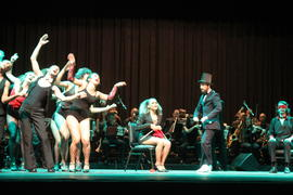 Espetáculo musical Chicago in Concert