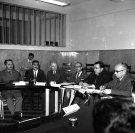 Visita e conferência do professor Hermann Görgen do IEP.