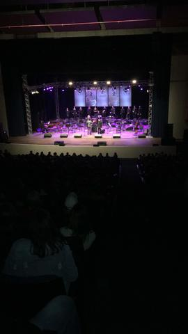 Sala de Concertos - Orquestra Ulbra Beatles Magic Classic Tour